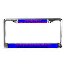 Kokomo,Indiana License Plate Frame