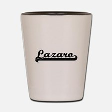 Lazaro Classic Retro Name Design Shot Glass