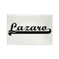 Lazaro Classic Retro Name Design Magnets