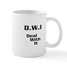 DWI Logo Mug