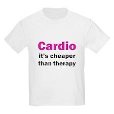 Cardio (pink) T-Shirt