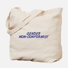 Gender Non-Conformist Tote Bag