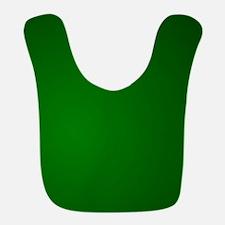 Hunter Green gradient Bib