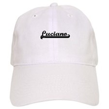 Luciano Classic Retro Name Design Baseball Cap