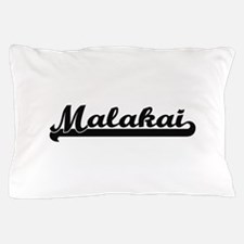 Malakai Classic Retro Name Design Pillow Case
