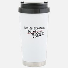 Funny Fathers day Travel Mug