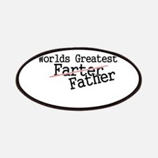 Cute Fathers day Patch