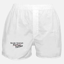 Cute World%27s greatest farter Boxer Shorts
