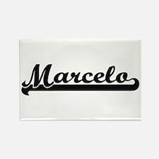 Marcelo Classic Retro Name Design Magnets