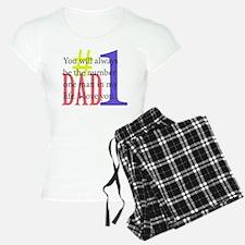 #1 Dad Pajamas