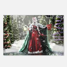 Unique Noel Postcards (Package of 8)
