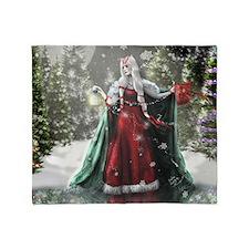 Cute Noel Throw Blanket