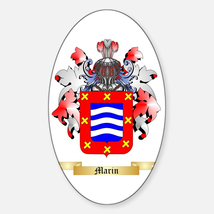 Marin Decal