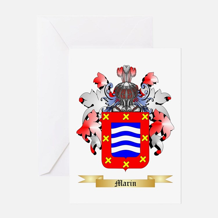 Marin Greeting Card
