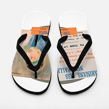 The Rite of Spring Flip Flops