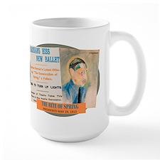The Rite of Spring Mugs