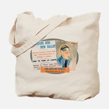 The Rite of Spring Tote Bag