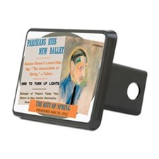 The Rite of Spring Hitch Cover