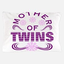 Twins mom Pillow Case