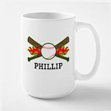 Baseball (p) Mugs