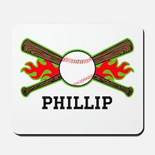 Baseball (p) Mousepad