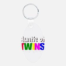 auntie twins Keychains