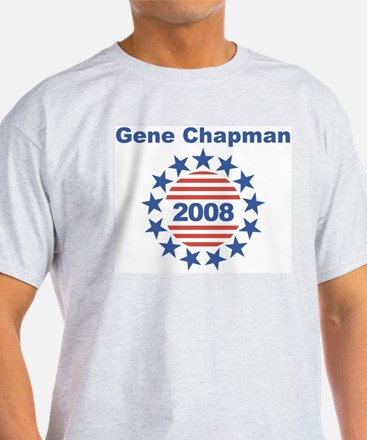 Gene Chapman stars and stripe T-Shirt