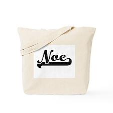 Noe Classic Retro Name Design Tote Bag