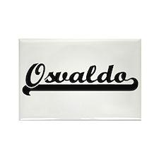 Osvaldo Classic Retro Name Design Magnets