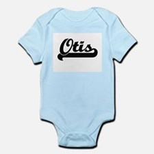 Otis Classic Retro Name Design Body Suit