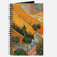 Van Gogh Valley w Ploughman Journal