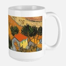 Van Gogh Valley w Ploughman Mugs