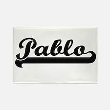 Pablo Classic Retro Name Design Magnets