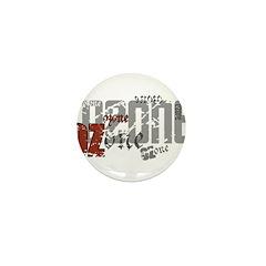 Ozone Fonts Mini Button (100 pack)