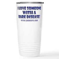 I LOVE SOMEONE... Travel Mug