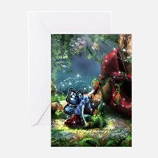 Cute Fairy Greeting Cards (Pk of 20)