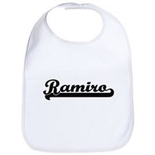 Ramiro Classic Retro Name Design Bib