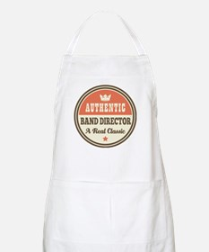 Band Director Funny Vintage Apron