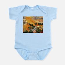 Van Gogh Valley w Ploughman Body Suit
