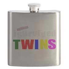 I survived Twins Flask