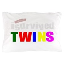 I survived Twins Pillow Case