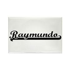Raymundo Classic Retro Name Design Magnets