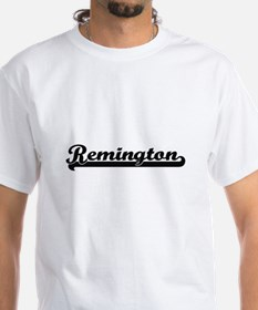 Remington Classic Retro Name Design T-Shirt