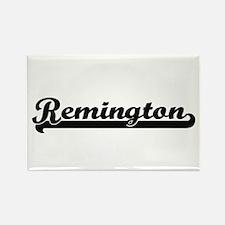 Remington Classic Retro Name Design Magnets