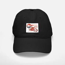 """Redtees Retro Motorcycle"" Baseball Hat"