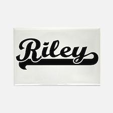 Riley Classic Retro Name Design Magnets