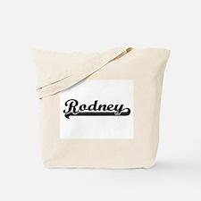 Rodney Classic Retro Name Design Tote Bag