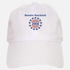 Dennis Kucinich stars and str Baseball Baseball Cap
