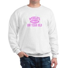 Coolest 100 Year Old Sweatshirt