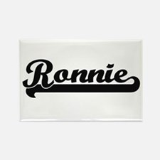 Ronnie Classic Retro Name Design Magnets